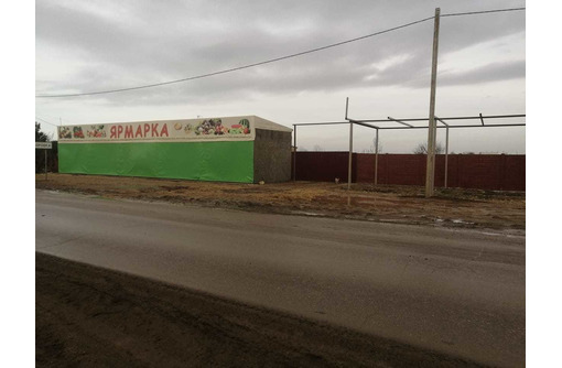 Сдам торговый павильон 100 м² с участком 50 сот - Сдам в Саках