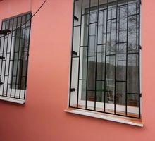 Металлоконструкции : решетки лестницы ворота  навесы перила Гиб до 12мм (4м)  рубка до 28 мм (3м) - Металлические конструкции в Севастополе
