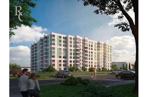 1-комнатная квартира в ЖК Ореховый, фото — «Реклама Севастополя»