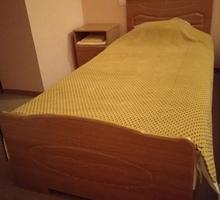 Кровати односпальные б/у - Мебель для спальни в Феодосии