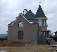 Строительство  домов,  коттеджей,  таунхаусов,   гостиниц - Строительные работы в Севастополе