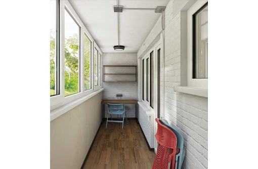 Остекление и отделка балконов - Балконы и лоджии в Севастополе