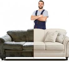 Перетяжка мягкой мебели - Сборка и ремонт мебели в Севастополе