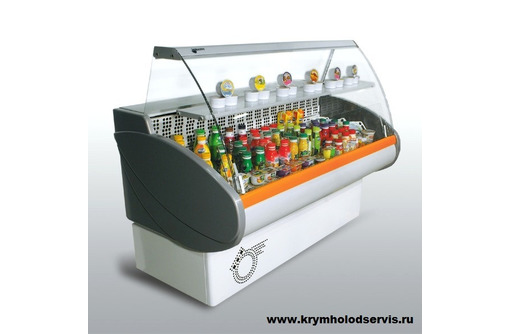 Холодильные Кондитерские Витрины По Низкой Цене с Доставкой! - Продажа в Партените