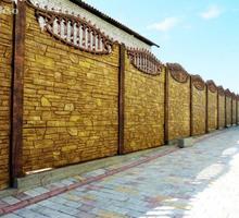ЕВРОЗАБОРЫ 25 видов разновидностей - Заборы, ворота в Крыму