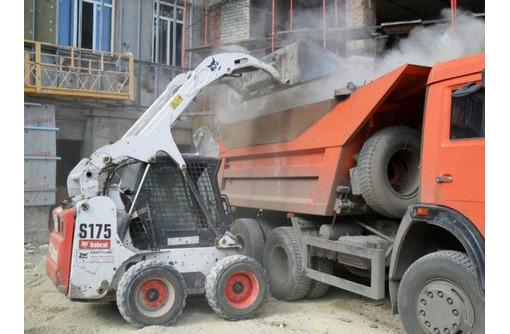 Вывоз Мусора Камаз ЗИЛ Газель 1-30 тонн слом снос, фото — «Реклама Севастополя»