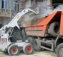 Вывоз Мусора Камаз ЗИЛ Газель 1-30 тонн слом снос - Вывоз мусора в Севастополе