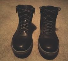 Ботинки зимние Supercomff мужские с мехом новые.Торг - Мужская обувь в Севастополе