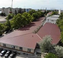 Быстровозводимые торговые и офисные здания из металлоконструкций, Севастополь - Строительные работы в Севастополе