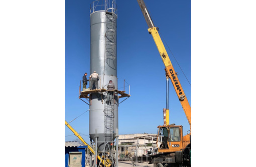 Металлоконструкции и металлообработка: ангары, фермы, лестницы, ёмкости, металлокаркасы - Металлические конструкции в Севастополе