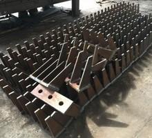 Изготовление закладных деталей в Крыму .Гиб до 12 мм -4м , рубка до 28мм-3 м - Металлические конструкции в Севастополе