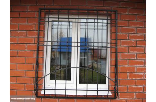 Ограды ворота навесы павильоны лестницы двери решетки на окна нестандартные металлоконструкции. - Металлические конструкции в Севастополе