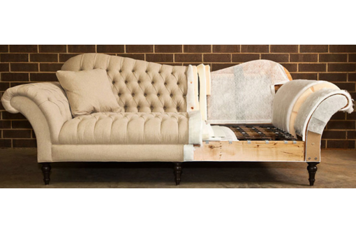 Ремонтируем  и перетягиваем диваны, кресла, кровати, пуфы - Сборка и ремонт мебели в Севастополе