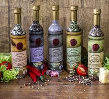Набор растительного масла - Эко-продукты, фрукты, овощи в Крыму