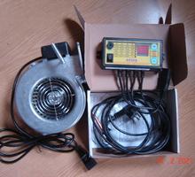 Автоматика для твердотопливного котла - Газ, отопление в Севастополе