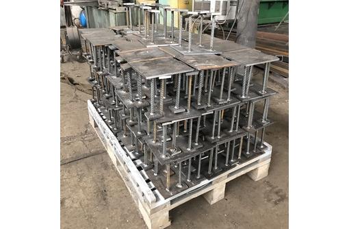 Производство и монтаж металлоконструкции Гиб до 12 мм -4м , рубка до 28мм-3 м.Закладные детали - Металлические конструкции в Севастополе
