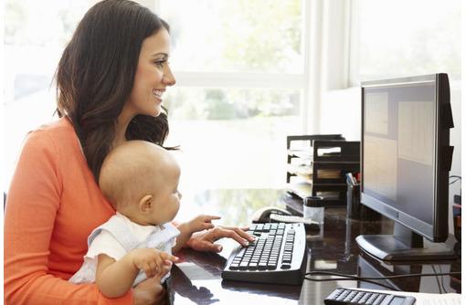 Подработка на дому для мам в декpете, женщин и девушек - Работа на дому в Севастополе