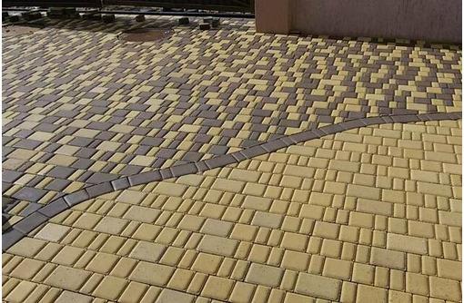 """""""Старый город"""" тротуарная плитка. Доставка есть - Кирпичи, камни, блоки в Феодосии"""