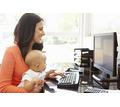 Информационный менеджер/работа на дому для женщин - Работа на дому в Керчи
