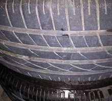 Продам шины и диски б/у - Колёса в Феодосии