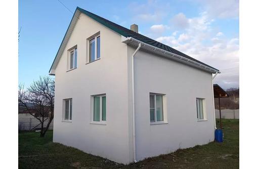 Продается новый жилой дом 90 кв. м в селе Орлиное, фото — «Реклама Севастополя»