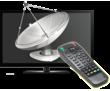 Установка и настройка спутниковой антенны и ресивера, фото — «Реклама Евпатории»