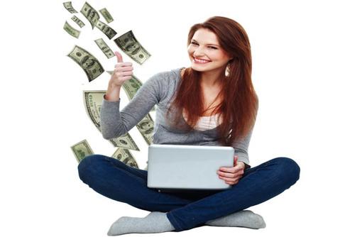 Специалист для консультации клиентов .Работа по интернету., фото — «Реклама Севастополя»