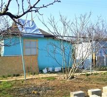 Продам участок 8,14 с домиком и садом в черте города,  ТСН Маяк-1 (Камыши). 1600000р. - Участки в Севастополе