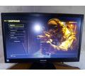 Игровой Intel Core I5\ 16gb\ Ssd+1тб\ Rx580\ Жк-full HD - Настольные компьютеры в Евпатории