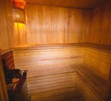 Сауна отеля Лиана - Настоящая финская сауна в Евпатории с бассейном - Сауны в Евпатории
