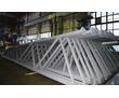 Строительство изготовление металлоконструкций для зданий ангары фермы павильоны теплицы, фото — «Реклама Севастополя»