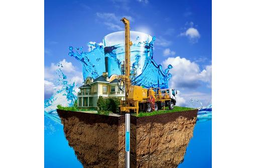 Бурение скважин на воду в Черноморском – всегда отличный результат и приемлемые цены! - Бурение скважин в Черноморском