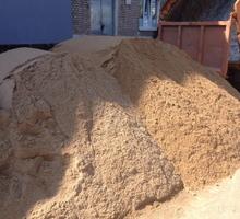 Песок строительный от 30 тонн - Сыпучие материалы в Симферополе