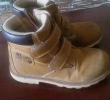 Ботинки детские - Мужская обувь в Севастополе