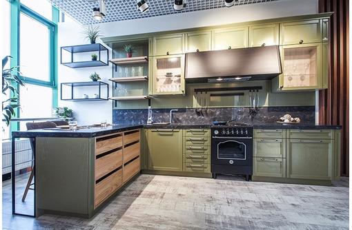Кухни на заказ в Севастополе - «Дэлия»: современные изделия высокого качества! - Мебель на заказ в Севастополе