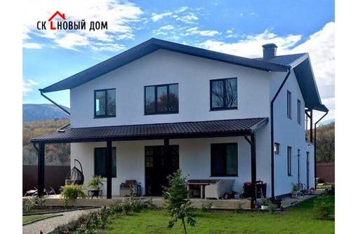 Дом из ракушечника - проекты и цена строительства Севастополь Крым - Строительные работы в Севастополе