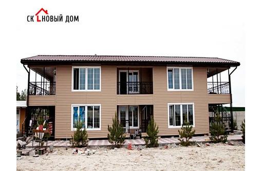 Каркасные дома - проекты и цена строительства Севастополь Крым - Строительные работы в Севастополе