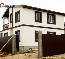 Дом из пенополистиролбетона ППСБ - цена строительства Севастополь Крым - Строительные работы в Севастополе