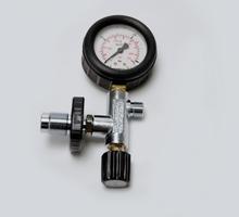 Зарядный вентиль Bauer с манометром 0-315 бар - Активный отдых в Крыму