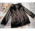Норковая шуба 42-44 с капюшоном Stefania - Женская одежда в Симферополе