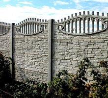 ЕВРОЗАБОРЫ В КРЫМУ под КЛЮЧ - Заборы, ворота в Симферополе