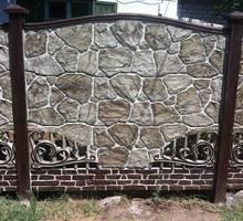 Еврозаборы УСИЛЕННЫЕ С МОНТАЖОМ в Евпатории - Заборы, ворота в Евпатории