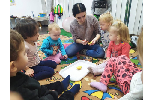 Частный детский клуб «Дети в городе» - забота о каждом малыше! - Детские развивающие центры в Черноморском