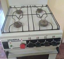 Газовая плита Электа - Плиты / печи в Крыму