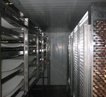 Камеры и холодильные агрегаты для шоковой заморозки рыбы и морепродуктов -31 в Севастополе и Крыму - Продажа в Севастополе