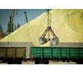 Поставка инертных материалов железнодорожным транспортом - Сыпучие материалы в Симферополе