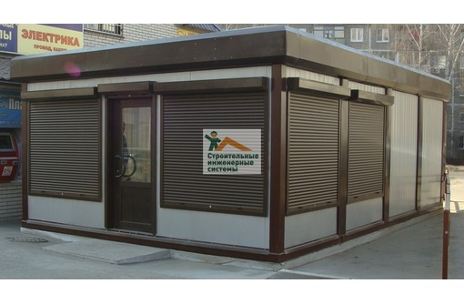 Торгово-Офисное павильон Гер Сталинграда, 30 м², фото — «Реклама Севастополя»