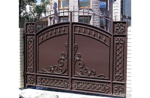 Еврозаборы в Феодосии – только качественные изделия от надежных исполнителей! - Заборы, ворота в Феодосии