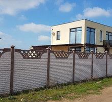 Еврозаборы в Приморском – гарантированно высокое качество по приемлемым ценам! - Заборы, ворота в Крыму