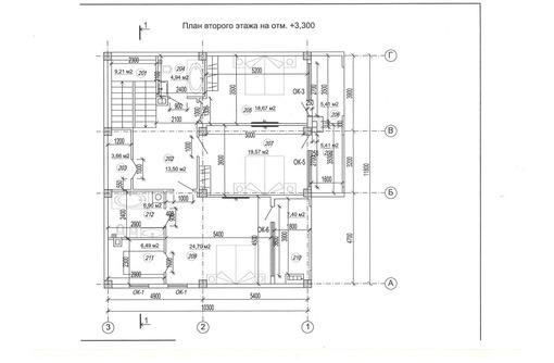 Продается 2-этажный коттедж 335 кв. м на ул. Щитовая в Севастополе - Дома в Севастополе